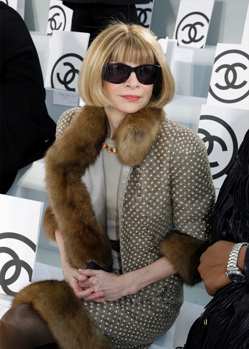 Most Iconic Hairstyles of All Time | Anna Wintour