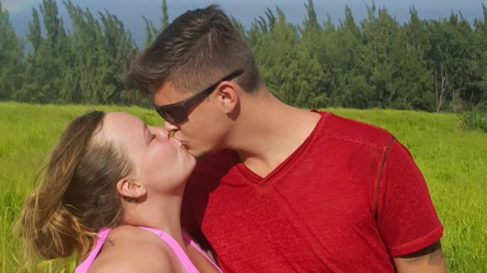 Teen Mom's Catelynn Lowell & Tyler