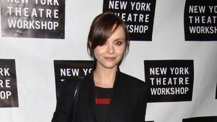Christina Ricci pregnant with her first
