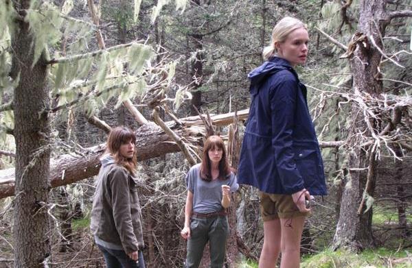 In Black Rock: It's the girls