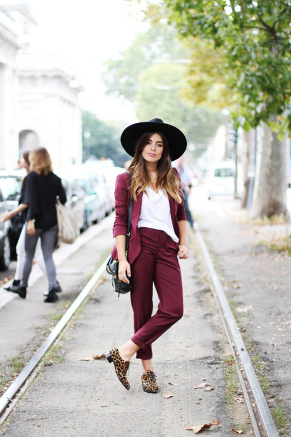 30 Perfect Outfits To Wear With Oxford Shoes Sheknows