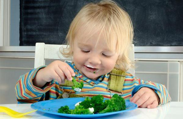 Nutrition for kids: How to get
