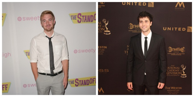 Chandler Massey and Freddie Smith