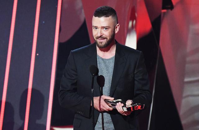 Celebs who love weed: Justin Timberlake