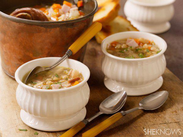 Great tidings of comfort & food