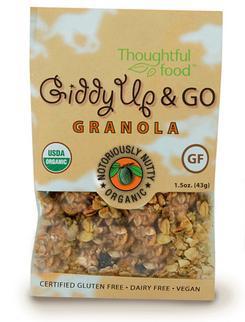 3 Store-bought vegan granolas we love