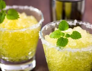Frozen Margarita for National Margarita Day