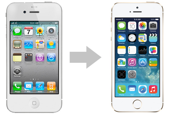 Trade or sell your iPhone 4s for an iPhone 5s
