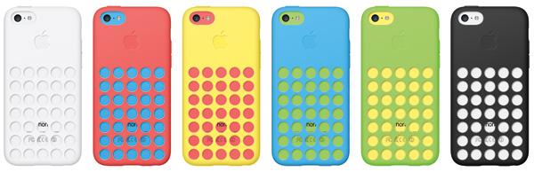 New Apple iPhone 5c cases