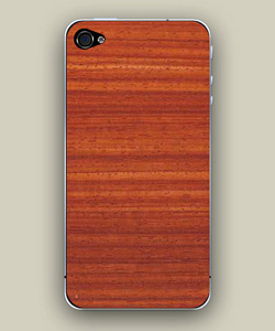 Real Wood iPhone Skins