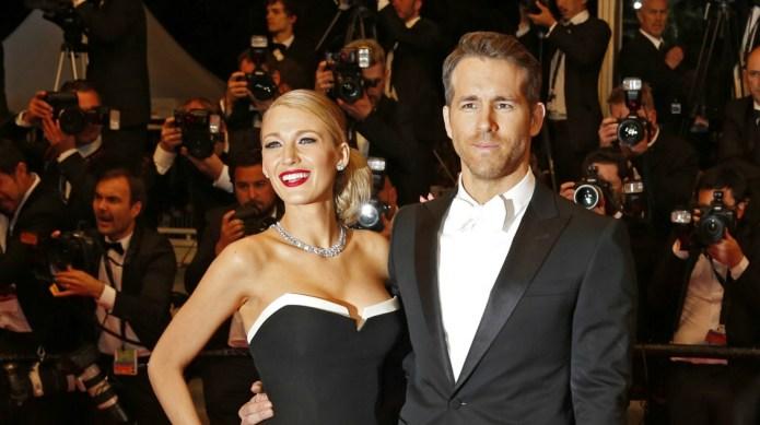 Blake Lively & Ryan Reynolds take
