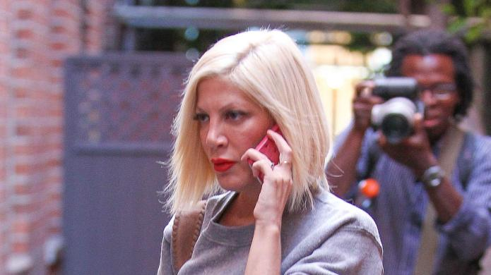 One thing Tori Spelling probably doesn't