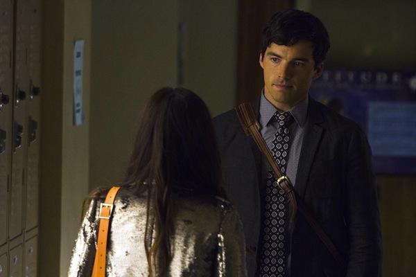 Pretty Little Liars Ezra