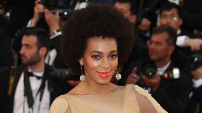 The rumor mill says Solange Knowles