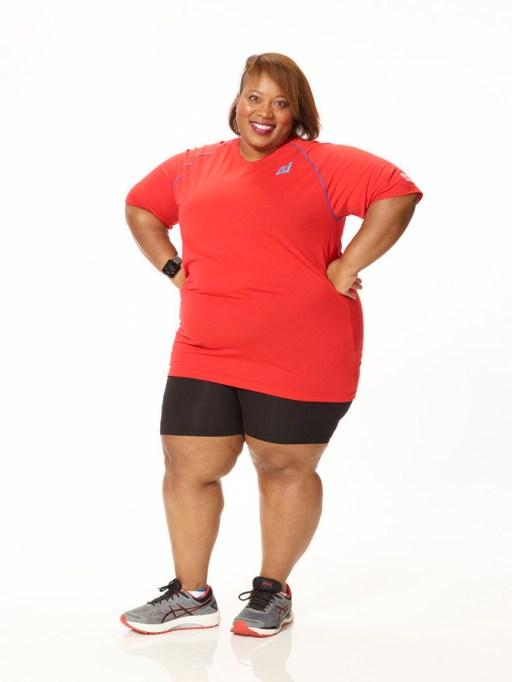 "The Biggest Loser Season 17 contestant Tonsheia ""Toy"" Grandison"