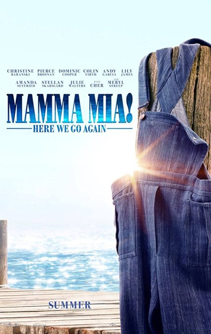 These Sequels & Trilogies Are Being Released in 2018: Mamma Mia 2