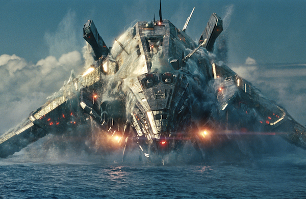 Battleship movie review: You Sunk My