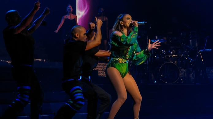 Review: JLo reps her Bronx beginnings
