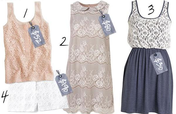 8 Swoon-worthy lacy looks
