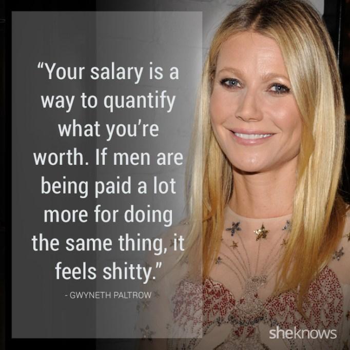 Gwyneth Paltrow quote