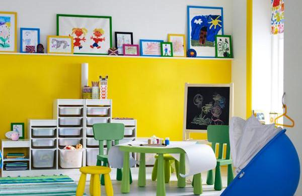 Create the perfect playroom