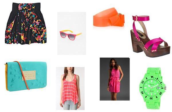 Neon styles: Why we love it