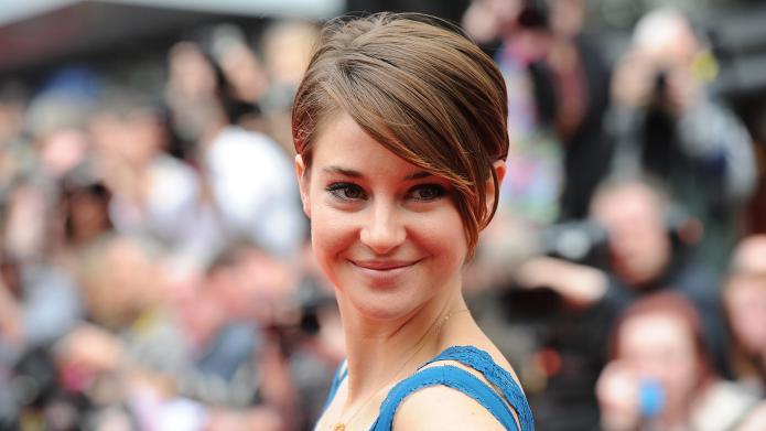 Shailene Woodley's most free-spirited fashions