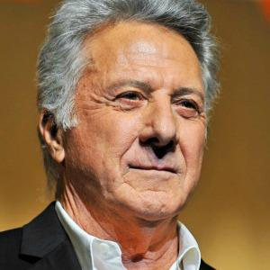 VIDEO: Dustin Hoffman breaks down over
