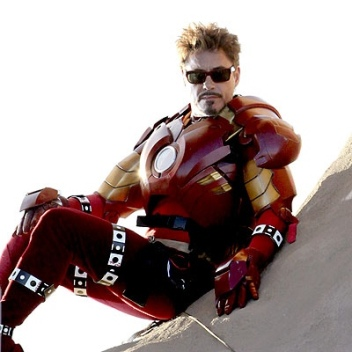 Robert Downey and his Iron Man 2 are all Disney's