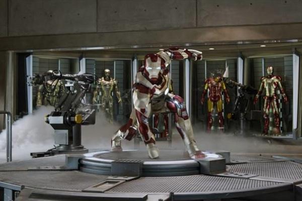 New Iron Man 3 trailer debuts at the Super Bowl