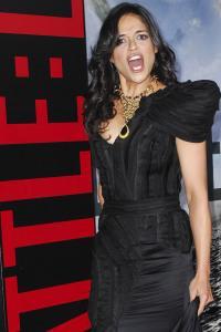 Michelle Rodriguez takes us inside Battle: