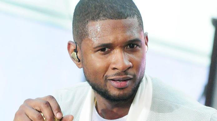 Usher fans get leaked pics allegedly