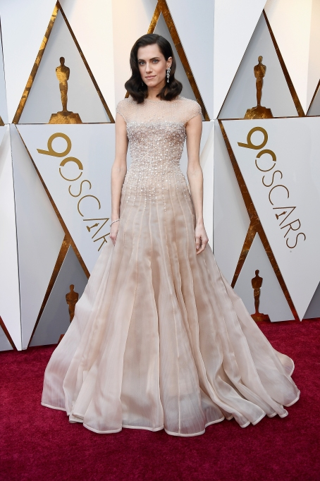 Allison Williams Oscars 2018