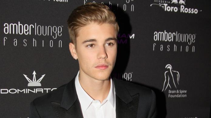 Justin Bieber sparks football outrage and
