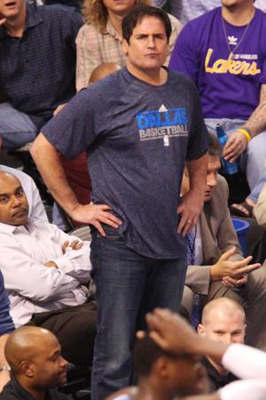 Mark Cuban glad the Mavericks are