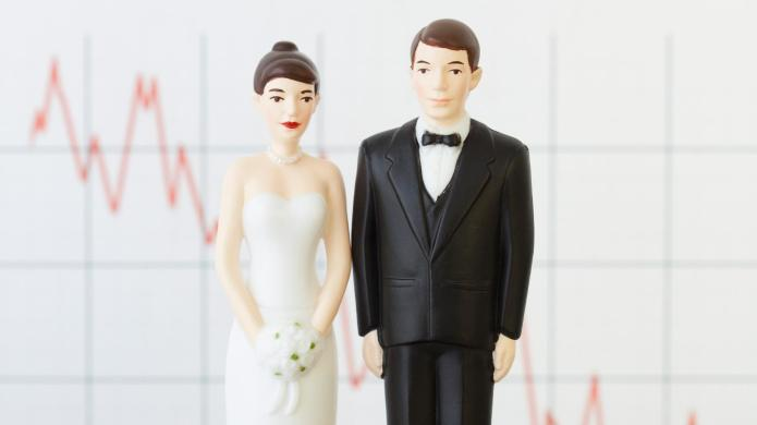 Divorce rates: Are they as bad