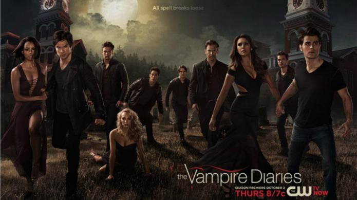 The Vampire Diaries will be remembered