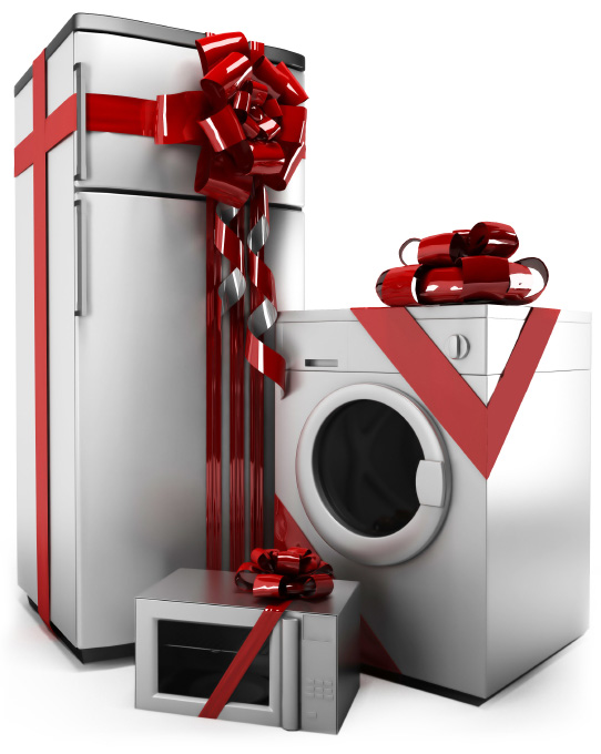 Appliance gifts