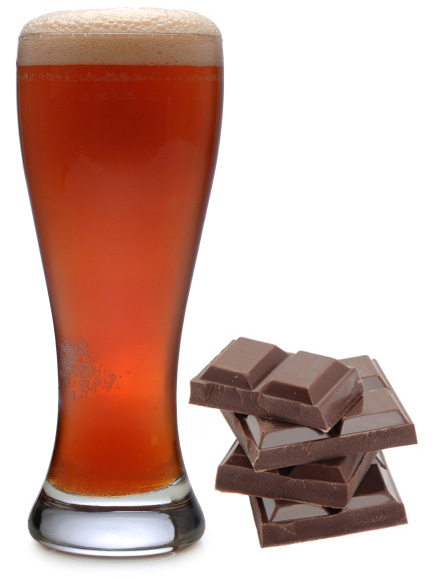How to pair chocolate with beer