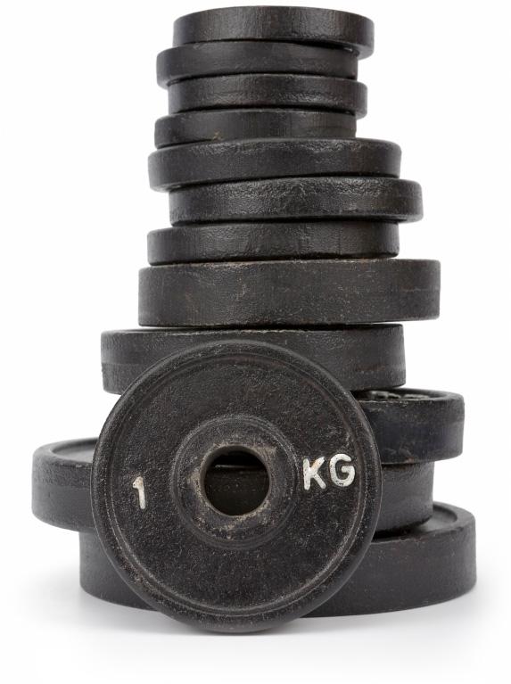 Weight disks