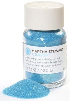 Martha Stewart Iridescent Glitter