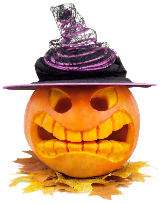 Toothy halloween pumpkin | Sheknows.ca