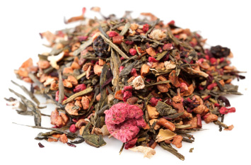 Herbal tea leaves   Sheknows.com