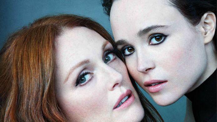 Ellen Page reveals the film that