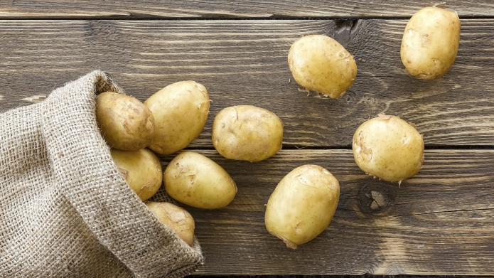 Potatoes gone green: Why it happens