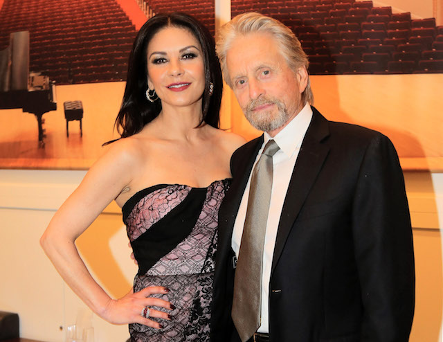 Celebrity Couple Love Stories: Catherine Zeta-Jones & Michael Douglas