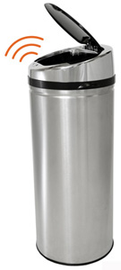 sensor trashcans from iTouchless