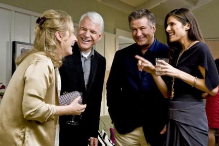 Meryl Streep, Steve Martin and Alec Baldwin star in Nancy Meyers' It's Complicated