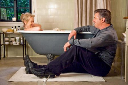 Streep and Baldwin in It's Complicated