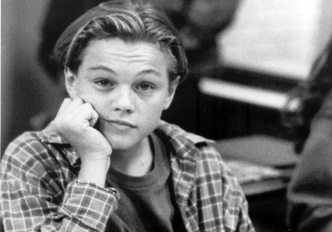Leonardo DiCaprio on Growing Pains
